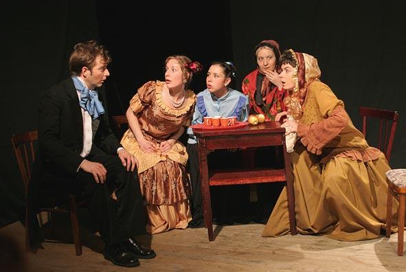Школа актерского мастерства